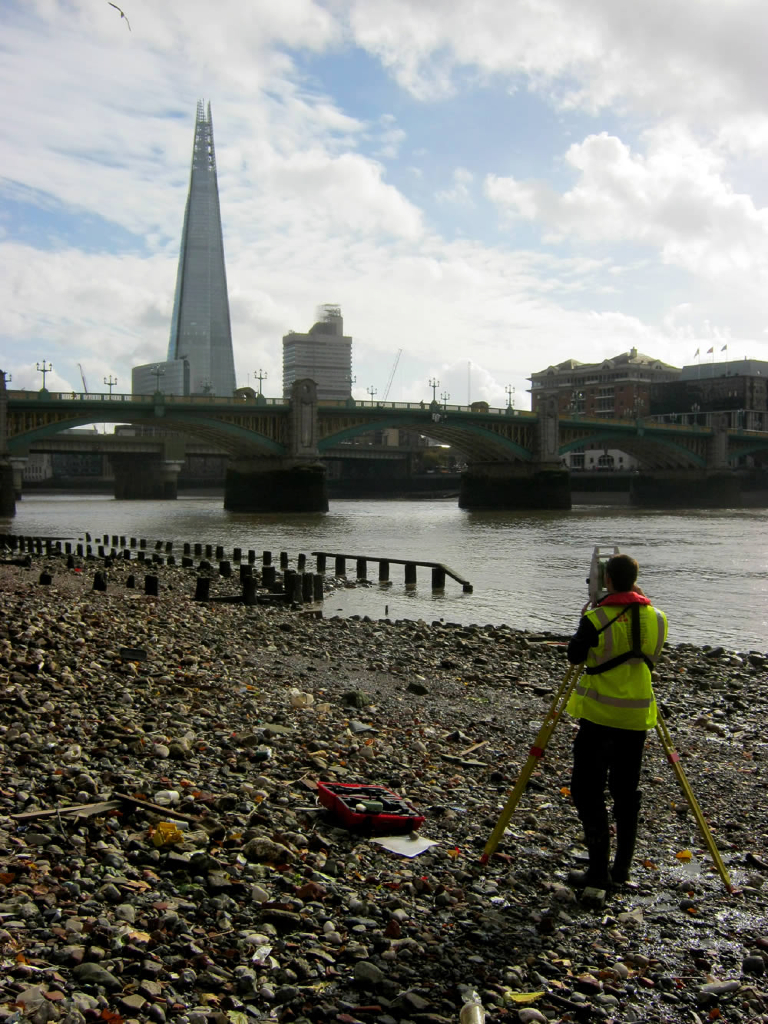 Thames Foreshore