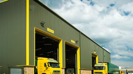 Richborough Hall Waste Management Centre