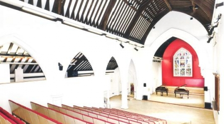 St Gregory's Centre for Music Canterbury Christ Church University