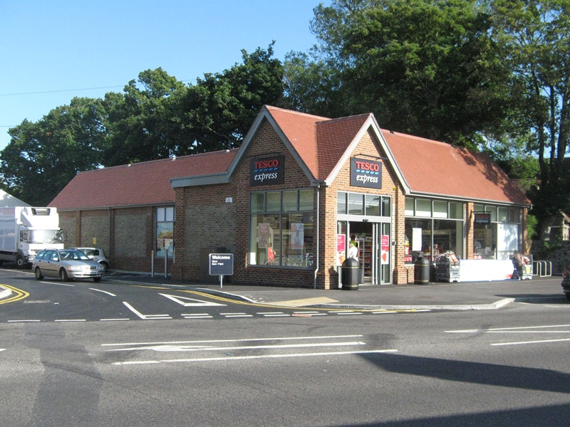 Tesco Express St Lawrence