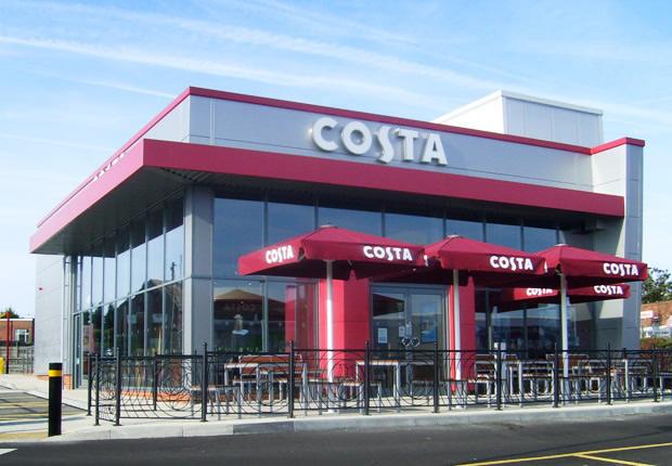 Costa Coffee, Westwood