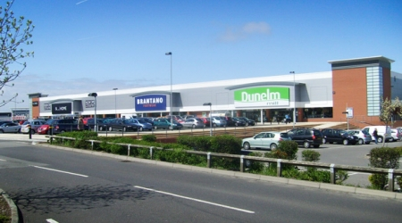 Westwood Retail, Broadstairs